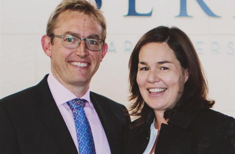 David and Emma Jackson. Photo by Fiona Adnersen.