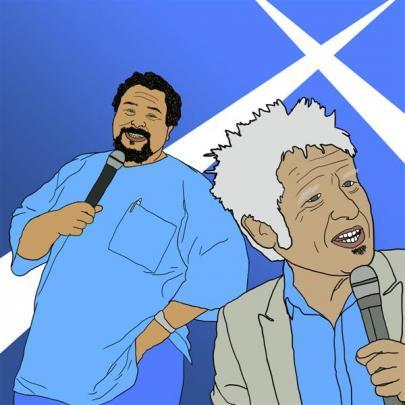 Best of Scottish Comedy (Bruce Fummey and Vladimir McTavish).