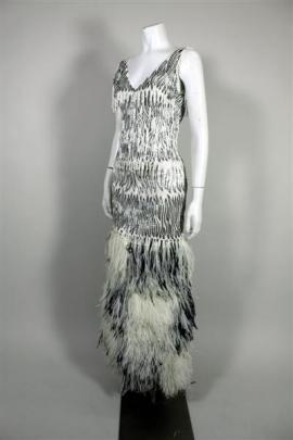 A James Galanos design from The Way We Wore.