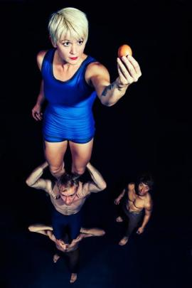 Australian circus company Casus presents Knee Deep, an inventive blend of traditional and...
