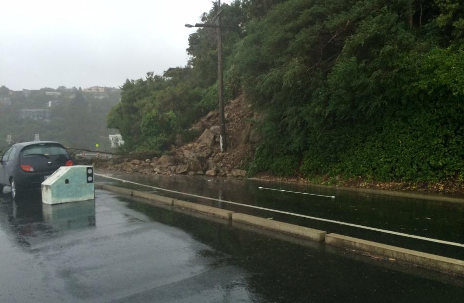 A slip on Portobello Rd. Supplied photo.