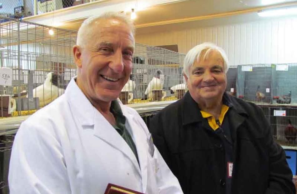 People: Bird show | Otago Daily Times Online News