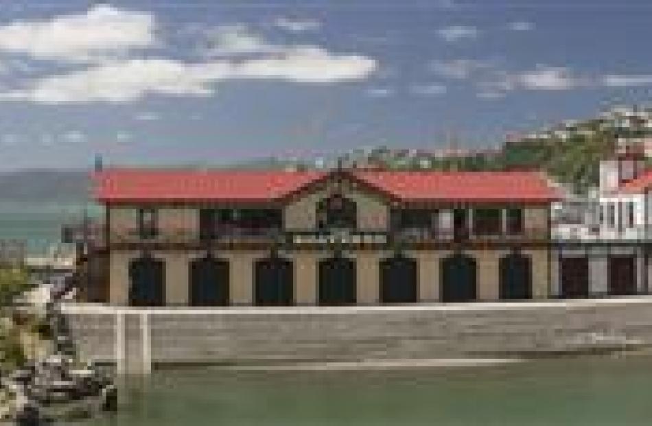 Wellington Lagoon