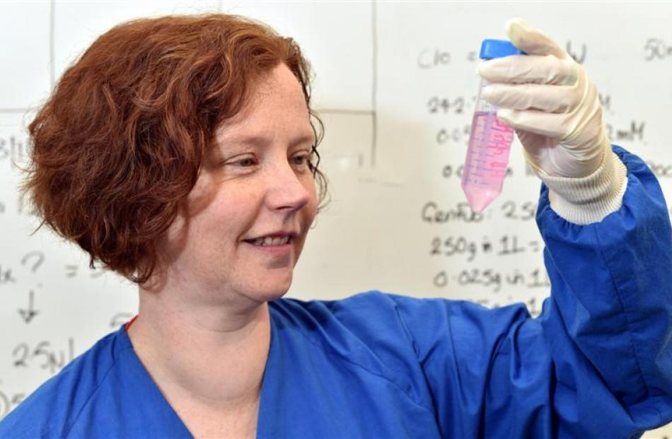 University of Otago biochemist Dr Stephanie Hughes and her laboratory team have been modifying...