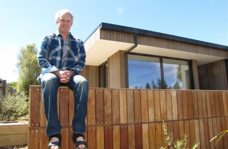 Wanaka architect Rafe Maclean,  one of the country's few certified passive house designers,...