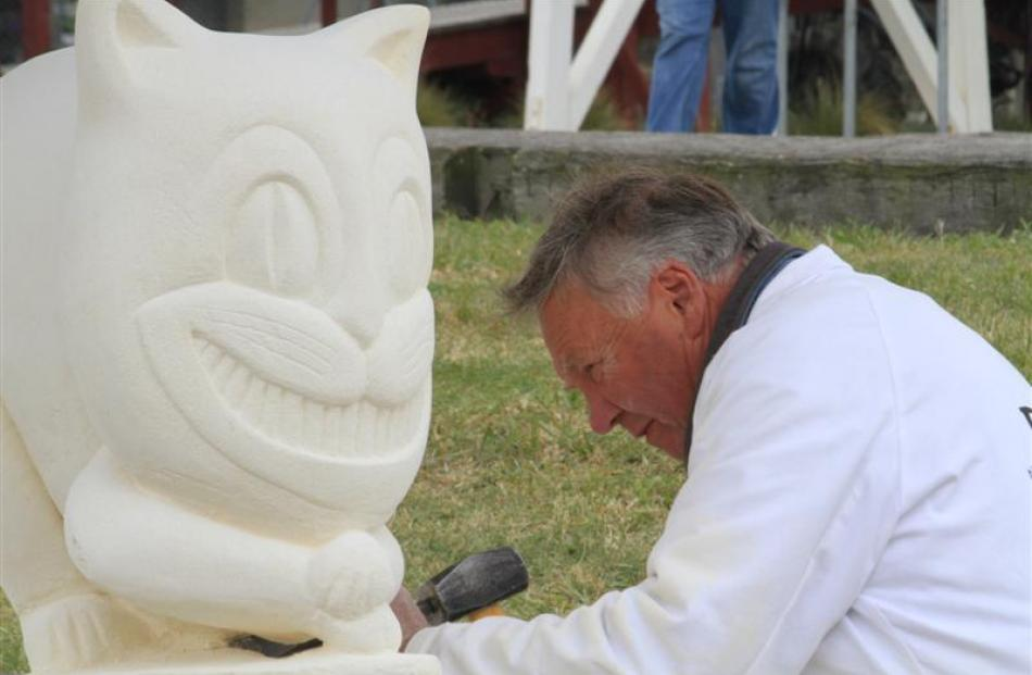 This year s carvings something special otago daily times
