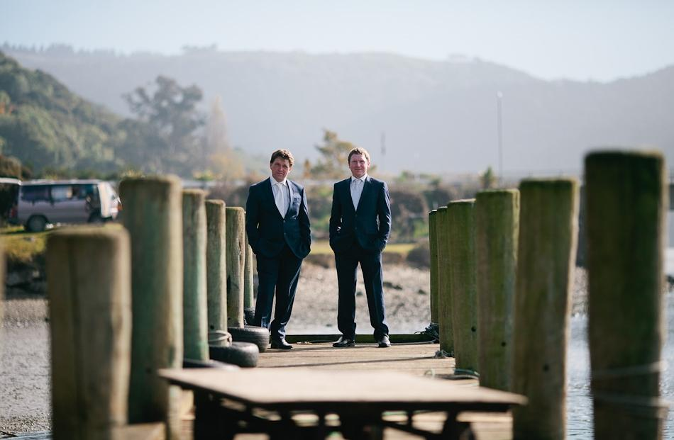 Chris Garden - Dunedin Wedding Photographer