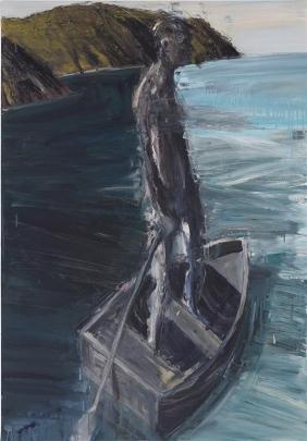 Euan Macleod Boatman 2, 2005.