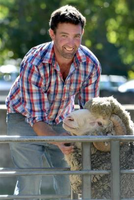Simon Paterson is proud to be a fifth-generation farmer.
