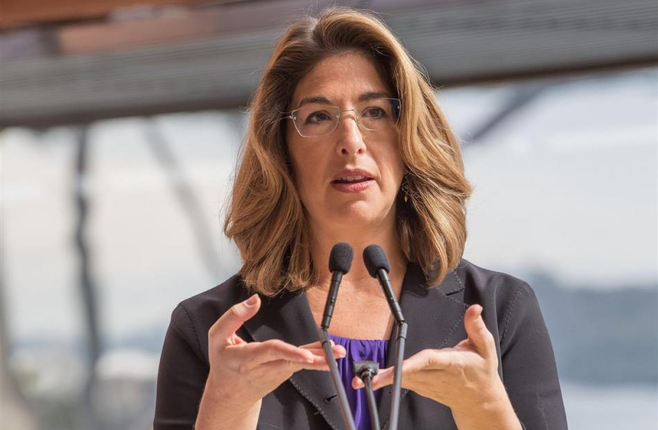 Naomi Klein has, like Mr Harris, talked in recent times of the role love can play in politics.