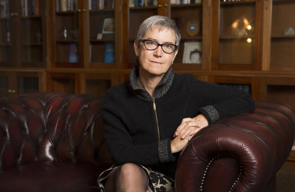 Prof Jane Kelsey has called for a return to values in politics.