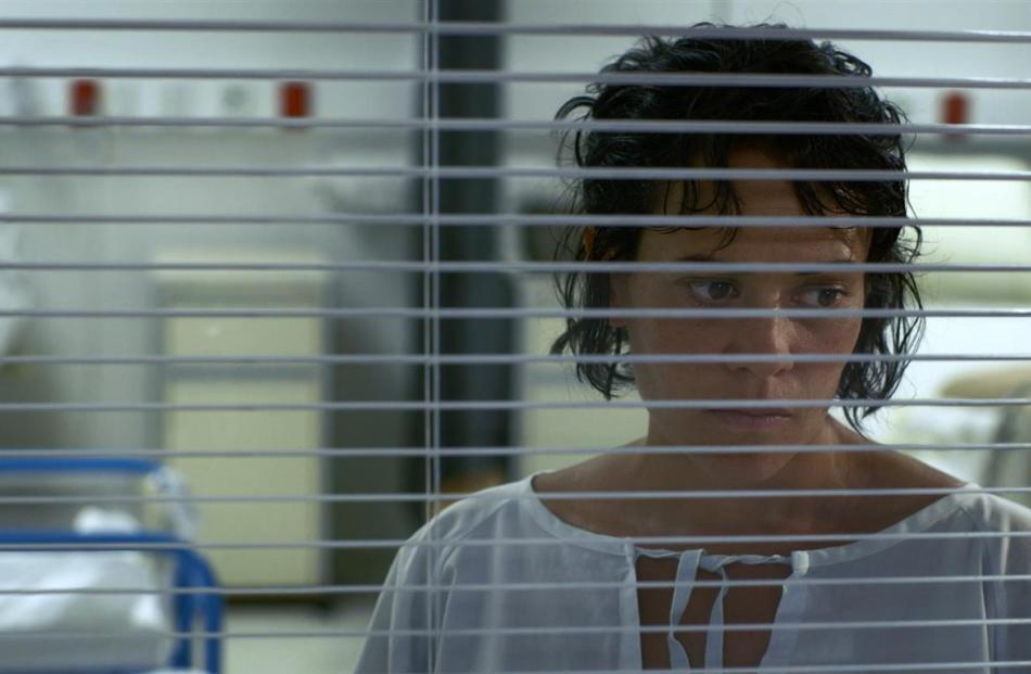 Miriama McDowell plays girl-racer Bunny.