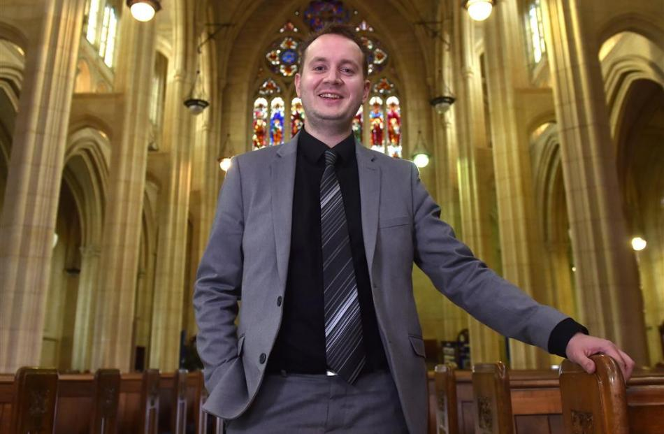 St Paul's Cathedral director of music George Chittenden has been appointed organist at Sankta...