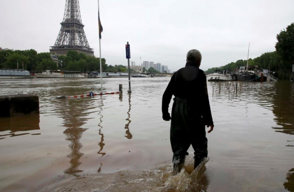 Deadly Floods Hit France Otago Daily Times Online News