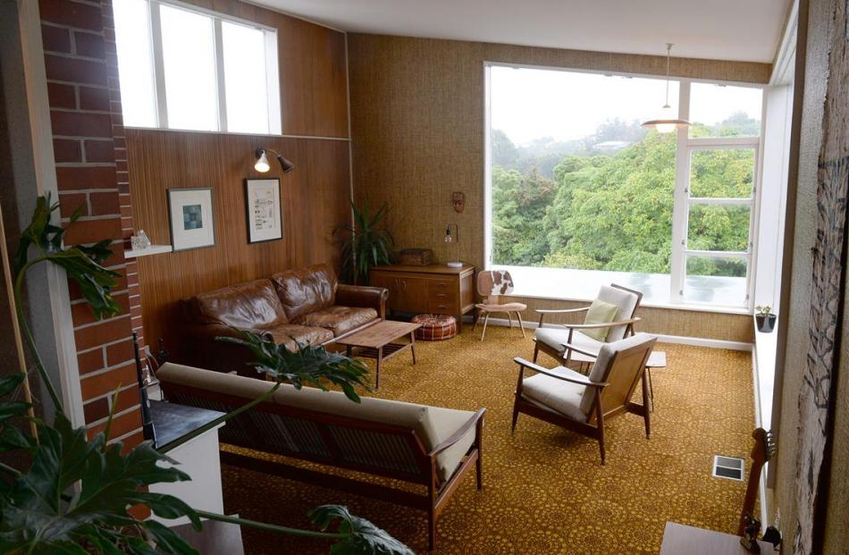 Home Just Like It Used To Be Otago Daily Times Online News New Living Room Dunedin Style