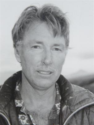 The late David Miller, of Paradise. Photo supplied.