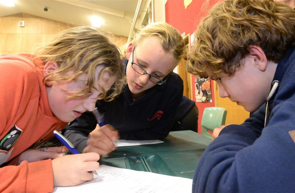 Opoho pupils get school's first win | Otago Daily Times