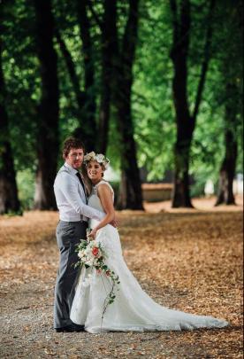 Keri and Ethan Mathieson Photographer: Erin, Acorn Photography