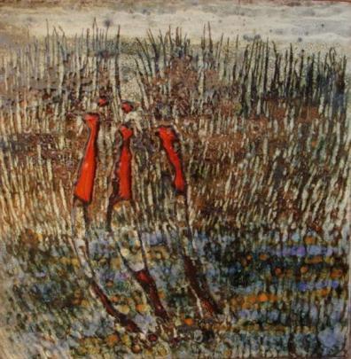 'Entanglement' by Gennie de Lange