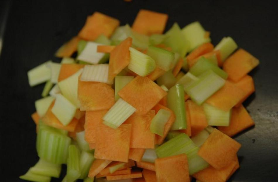 Paysanne - Cut the vegetable into thin slices, 1-2 cm thick. Usually they are shaped according to...