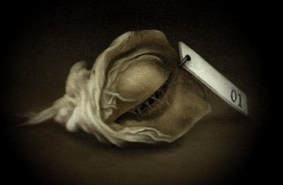 'Life Still No. 5' by Heather Straka.