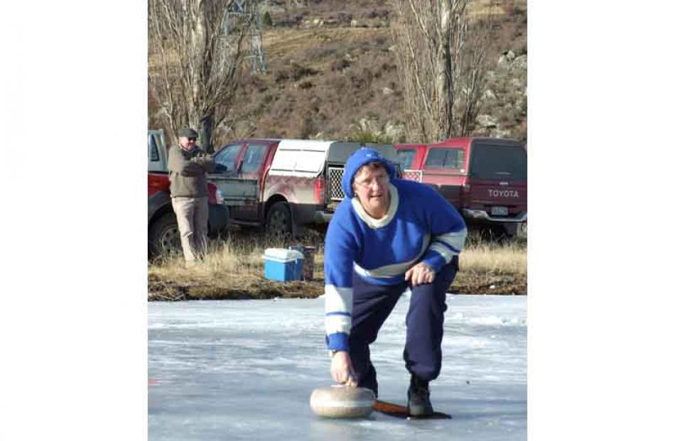 Everyone should give this sport a try, says Gore curler Christine Wilson.