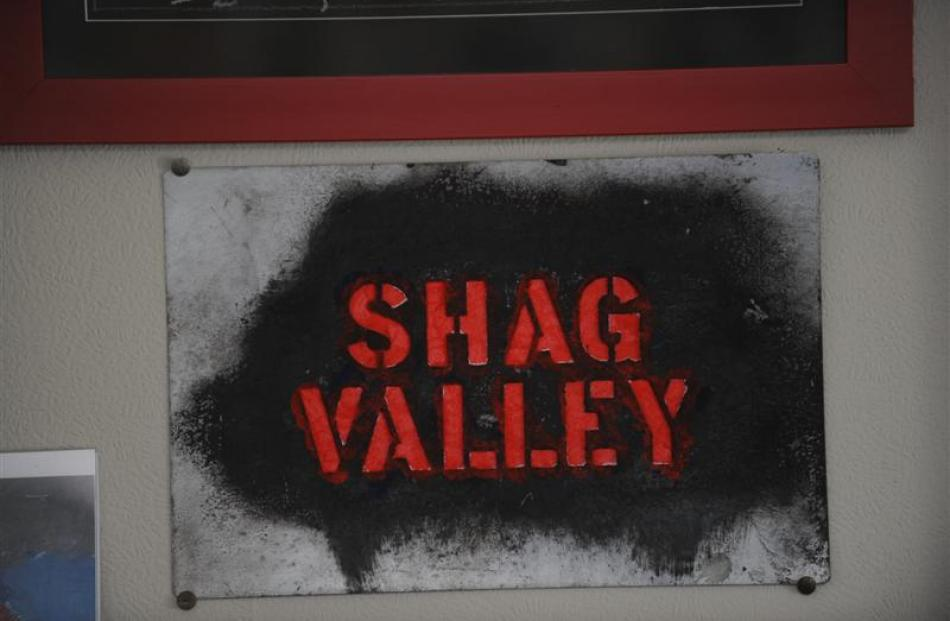 Shag Valley Station's brand.