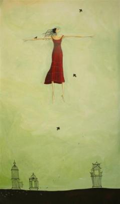 Release, by Crispin Korschen.