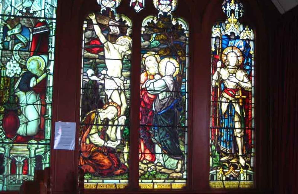 St Barnabas Church, Warrington.