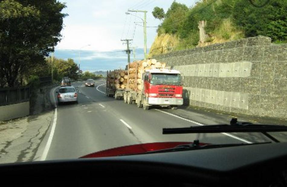 SH88: Keep on trucking       | Otago Daily Times Online News