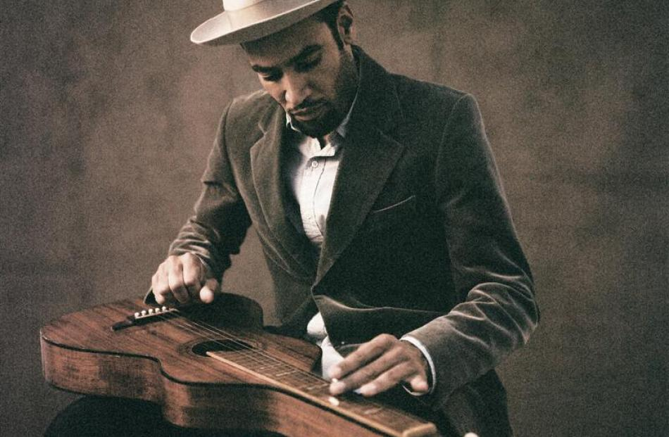 """I'm having the best musical time of my life right now"", says Ben Harper, whose acoustic tour..."