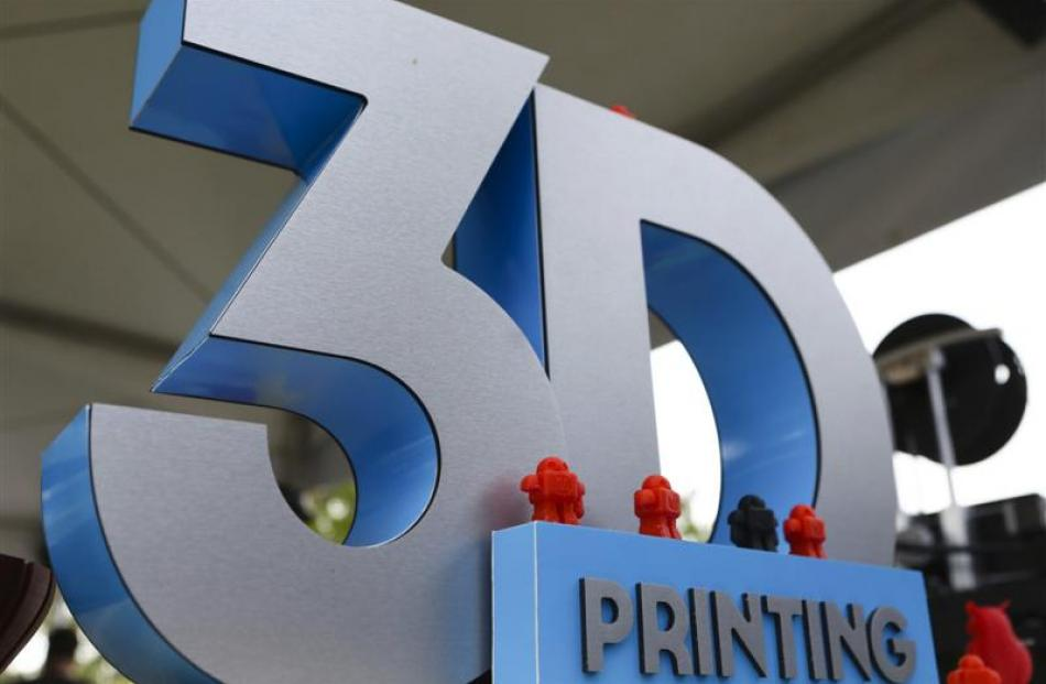 'There is genuine scope for 3-D printing to become a viable application in the industrial, design...