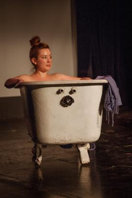 A bath features in the play, referencing the tragic tale of French painter Pierre Bonnard (1867...