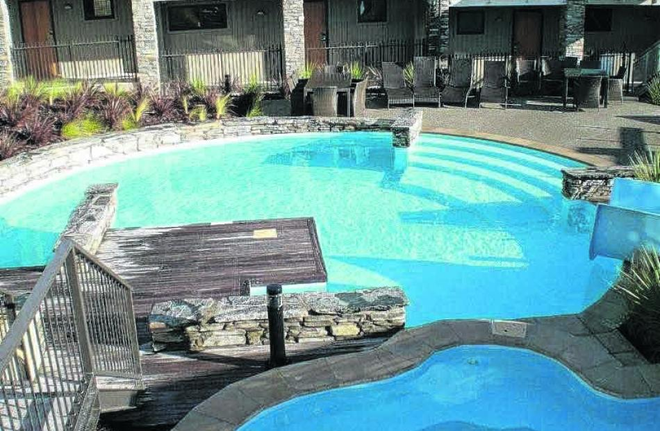 Lapping Up Fibreglass Pool Benefits Otago Daily Times Online News