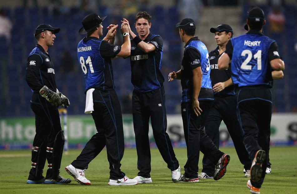 Cricket Black Caps Beat Pakistan Otago Daily Times Online News