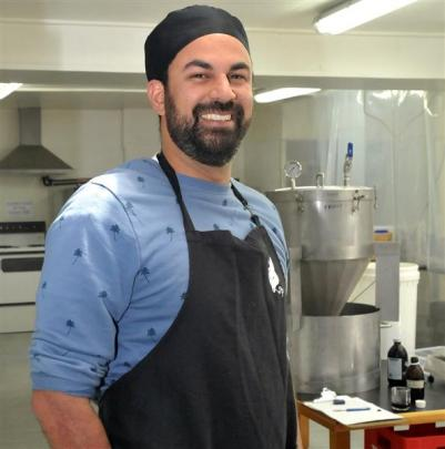After the eureka moment that inspired him to create a coffee liqueur, Arjun Haszard needed many...