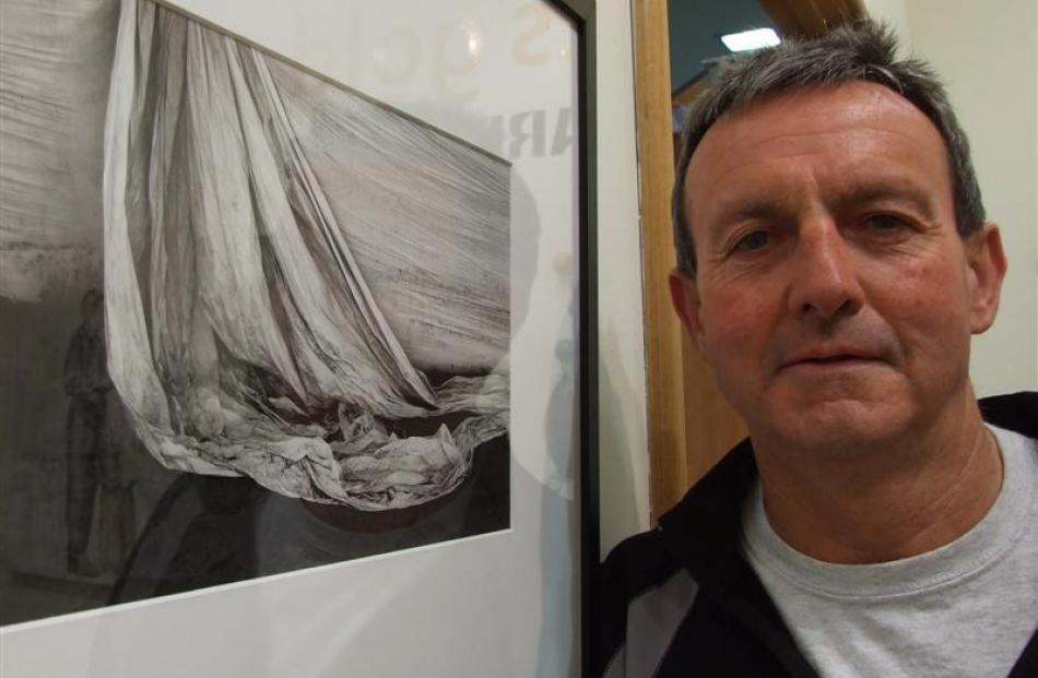 Alexandra photographer  Eric Schusser, who was Central Otago winner at the Central Otago District...