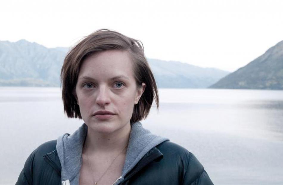 American actress Elizabeth Moss (pictured) is earning rave reviews from critics for her role as a...
