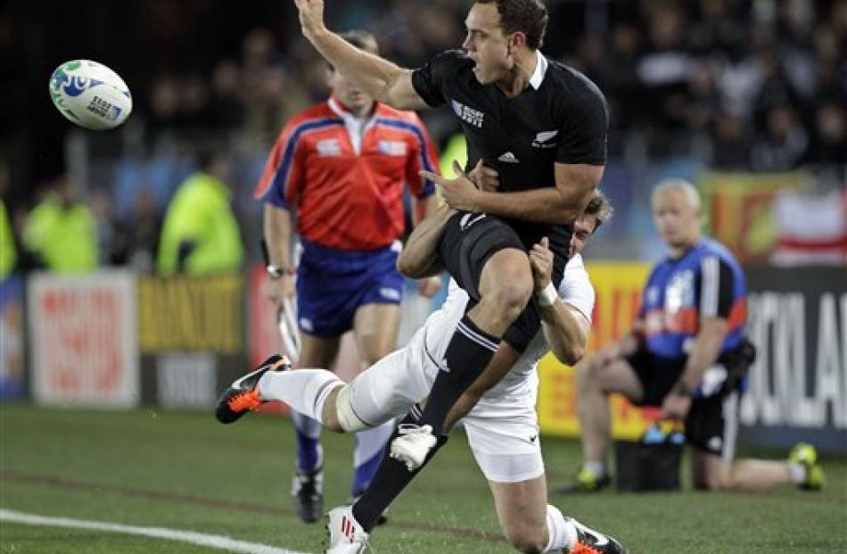 Photos: All Blacks win Rugby World Cup   Otago Daily Times