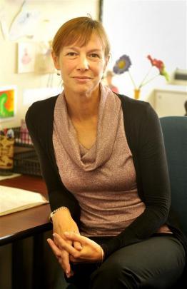 Associate Professor Janine Hayward. Photo by Christine O'Connor.