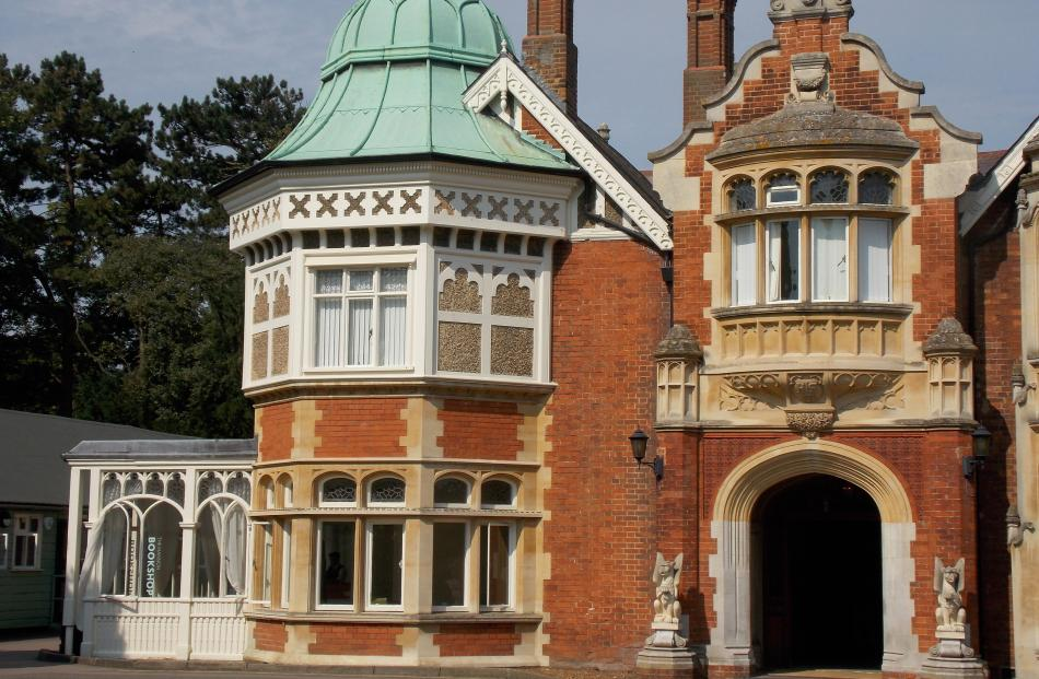 Bletchley Park was the UK Government's headquarters for code-breaking during World War 2. Photos...