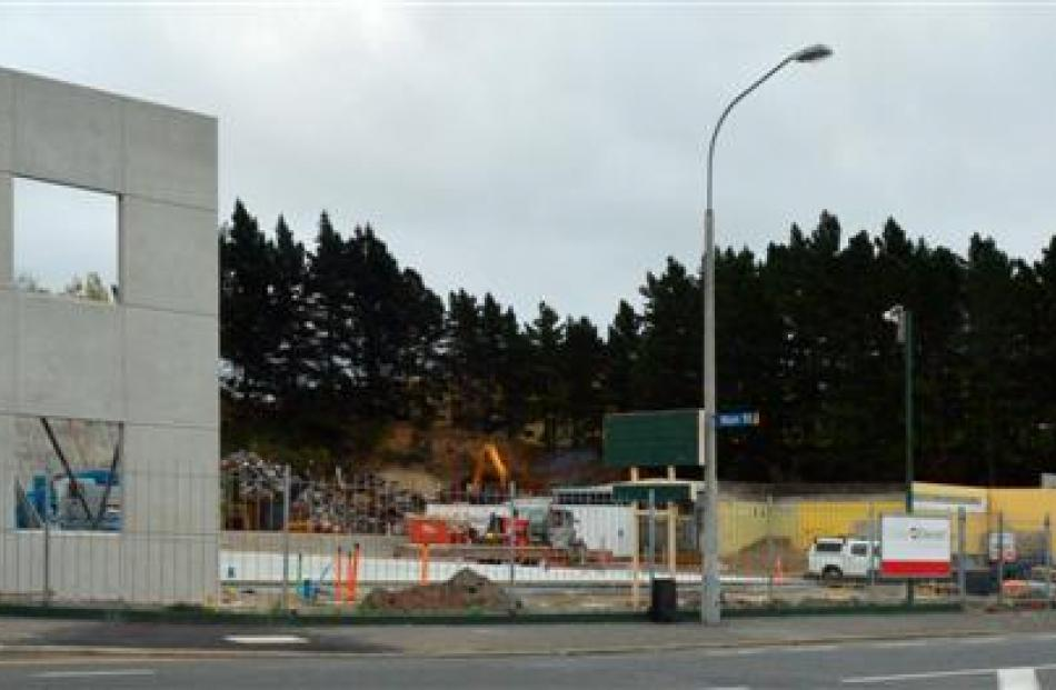 Building company Calder Stewart is pushing ahead with developments in Dunedin including two ...