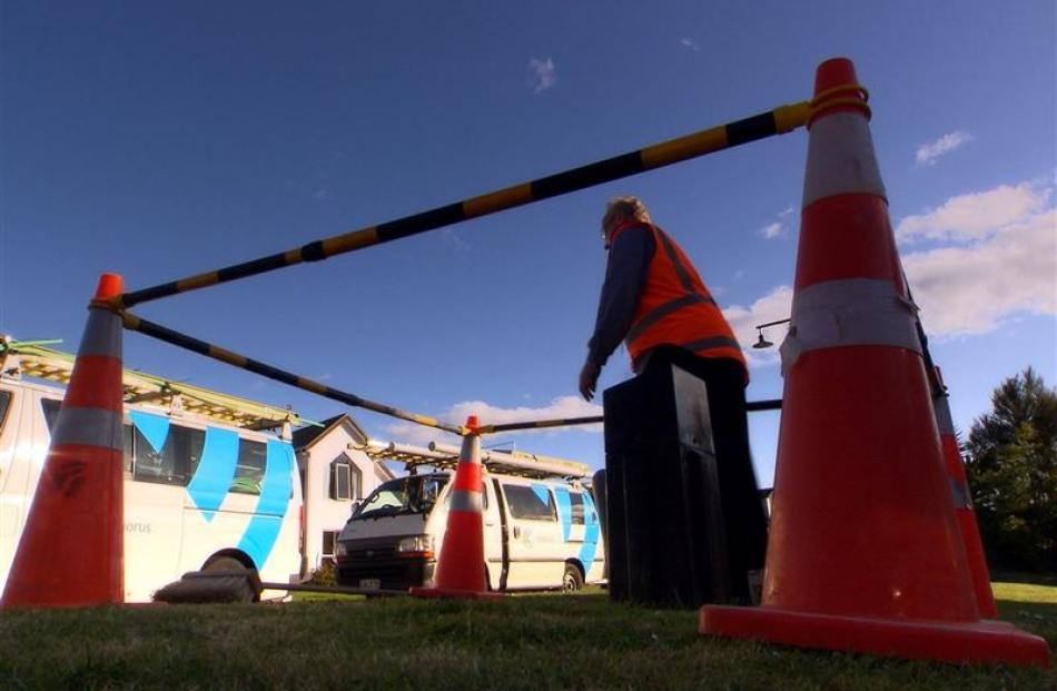 Chorus shares drop as the Commerce  Commission recommends cutting the price to access the company...
