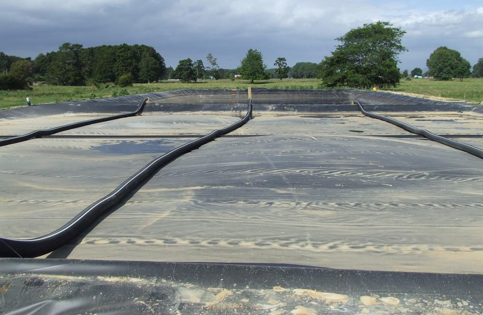 Covered dairy effluent anaerobic ponds could soon appear  on ...