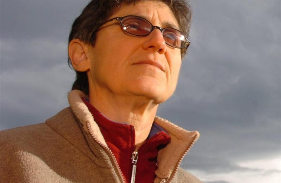 Deborah Mills.