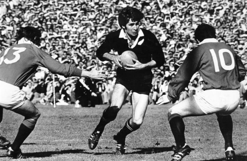 Doug Bruce. Photo by NZ Herald.