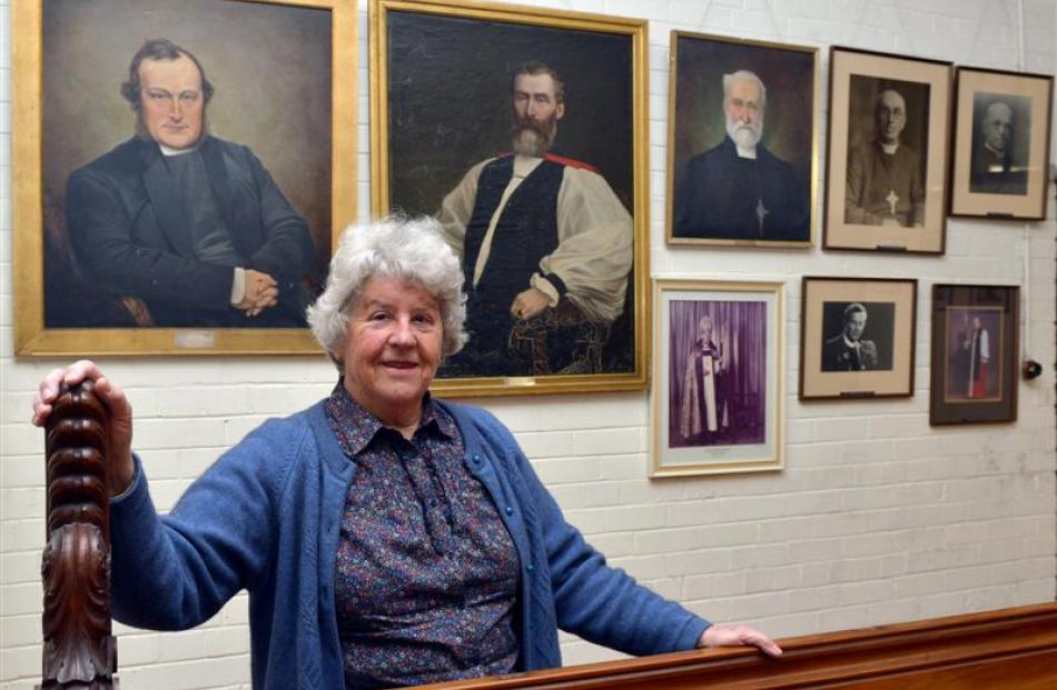 Dr Stella Cullington is heading a fundraising drive to restore St Paul's Cathedral's old...