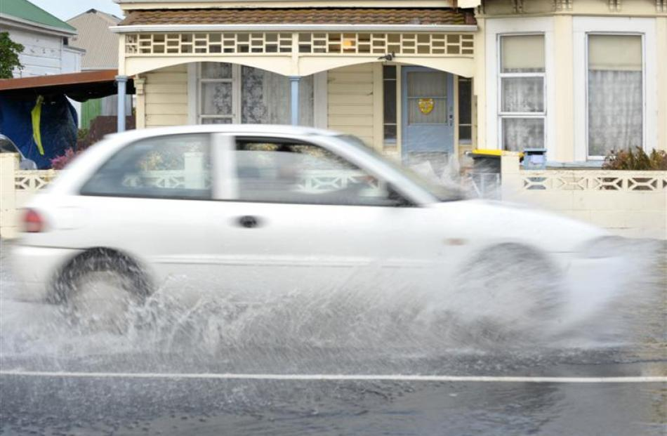 Dunedin City Council faces a $2.75million repair bill for infrastructure damaged in last month's...