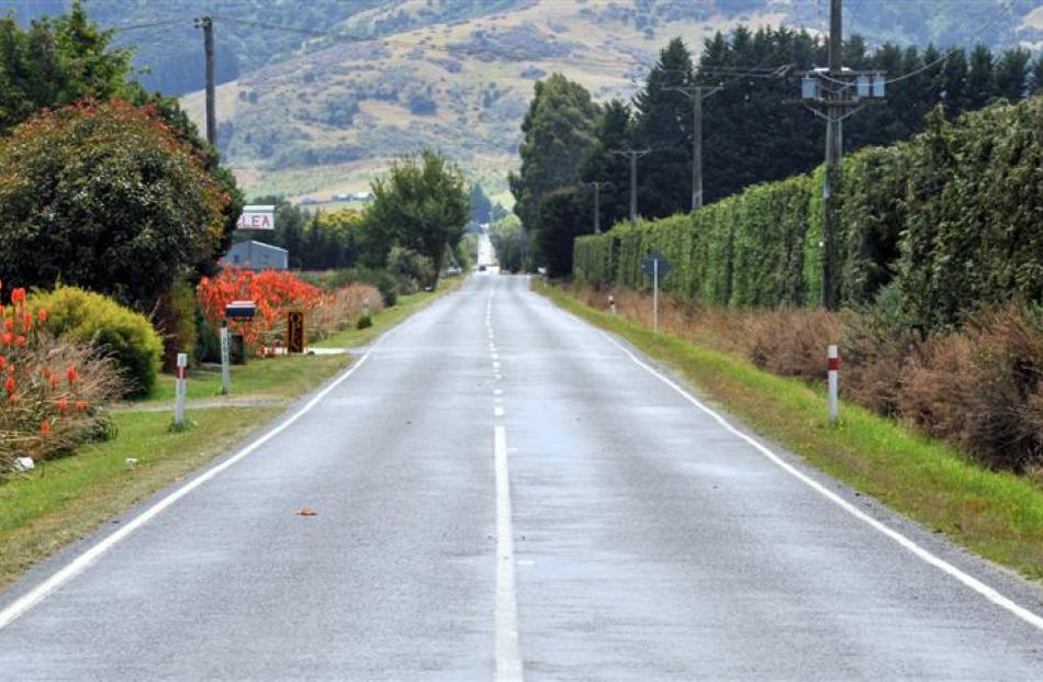 Dunedin City Council is committed to the $2.6 million upgrade of Riccarton Rd. Photo by Gregor...