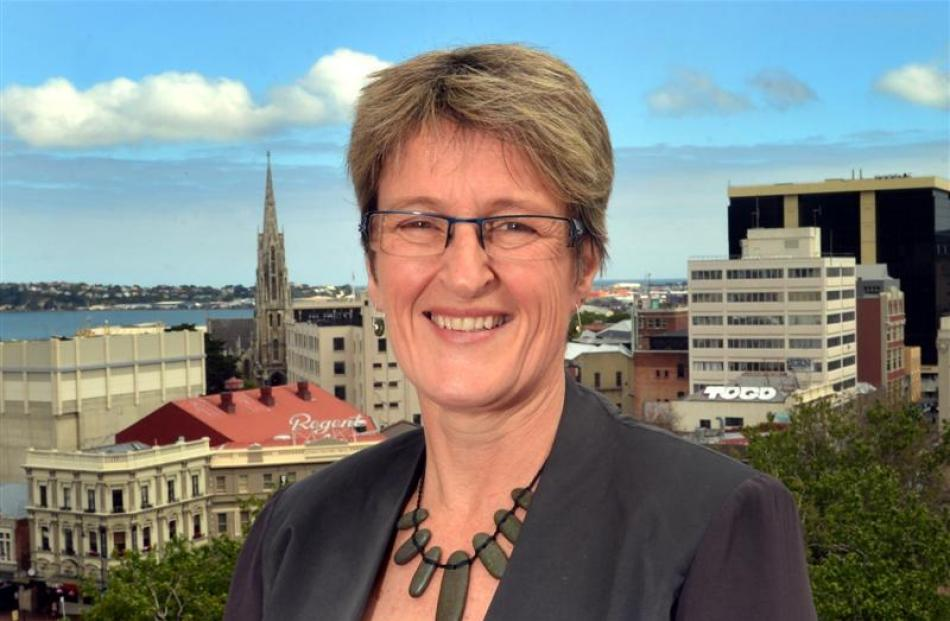 Dunedin City Council services and development general manager Dr Sue Bidrose will replace...